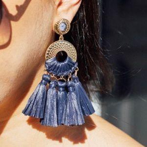 New Express drop Raffa earrings